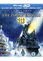 The Polar Express - 3D Blu-ray