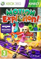 Kinect: Motion Explosion