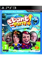 PlayStation Move: Start The Party! Save The World!