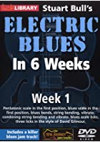 Electric Blues In 6 Weeks with Stuart Bull - Week 1