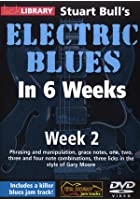 Electric Blues In 6 Weeks with Stuart Bull - Week 2