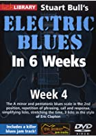 Electric Blues In 6 Weeks with Stuart Bull - Week 4