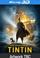 The Adventures Of Tintin - Secret Of The Unicorn - 3D Blu-ray