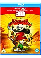 Kung Fu Panda 2 - 3D Blu-ray