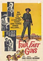 Darn Good Westerns Box Set Vol.1 - Four Fast Guns