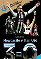 Newcastle United 3-0 Manchester United - 4th January 2012