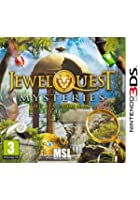 Jewel Quest Mysteries 3: The Seventh Gate - 3DS