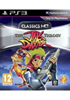 Jak &amp; Daxter Trilogy
