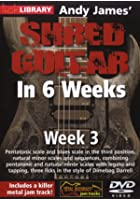 Shred Guitar In 6 Weeks - Week 3
