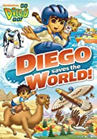 Go Diego Go - Diego Saves The World