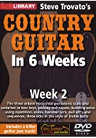 Country Guitar In 6 Weeks - Week 2