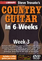 Country Guitar In 6 Weeks - Week 3