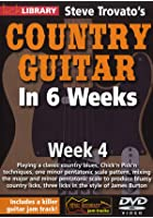 Country Guitar In 6 Weeks - Week 4