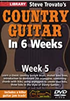 Country Guitar In 6 Weeks - Week 5