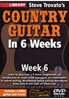 Country Guitar In 6 Weeks - Week 6
