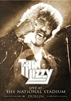 Thin Lizzy - Live At The National Stadium Dublin