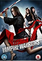 Lesbian Vampire Warriors