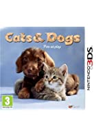 Cats & Dogs: Pets At Play - 3DS