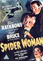 Sherlock Holmes And The Spiderwoman
