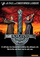 Highlander - Endgame