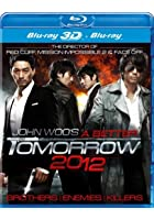 A Better Tomorrow 2012 - 3D Blu-ray