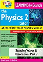 Physics Tutor 2 - Standing Waves And Resonance Part 2