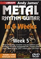 Learn Metal Rhythm Guitar In 6 Weeks - Week 5