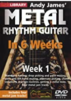 Learn Metal Rhythm Guitar In 6 Weeks - Week 1