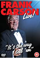 Frank Carson - Live