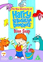 The New Adventures Of Harry And His Bucket Full Of Dinosaurs - Dino Snap