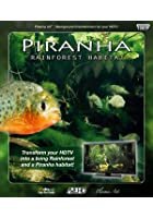 Plasma Art - Piranha Rainforest Habitat