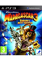 Madagascar 3: Europe&#39;s Most Wanted - The Video Game