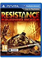 Resistance: Burning Skies - PS Vita