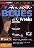 Learn American Blues Guitar In 6 Weeks - Week 5