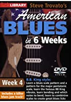 Learn American Blues Guitar In 6 Weeks - Week 4