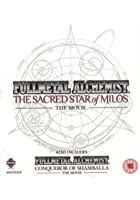 Fullmetal Alchemist Movie 1-2