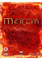 Merlin - Series 5 - Complete