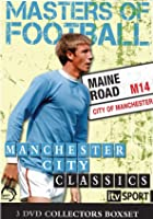 Masters Of Football - Manchester City