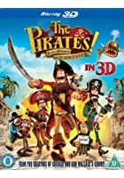 The Pirates! In An Adventure With Scientists - 3D Blu-ray