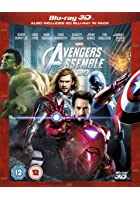 Avengers Assemble - 3D Blu-ray