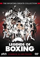The Sporting Greats Collection - Legends Of Boxing - Robinson, Ali And Frazier