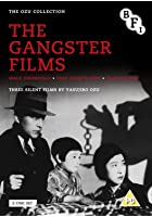 Ozu - The Gangster Films