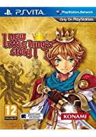 New Little King&#39;s Story - PS Vita