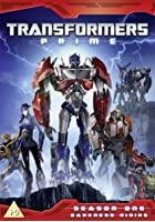Transformers Prime - Series 1 Part 1 - Darkness Rising