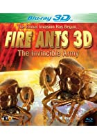 Fire Ants - The Invincible Army - 3D Blu-ray