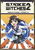 Strike Witches Complete Series 2 Collection