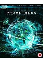 Prometheus - 3D Blu-ray