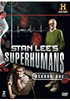 Stan Lee's Superhumans - Series 1 - Complete