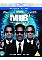 Men In Black 3 - 3D Blu-ray