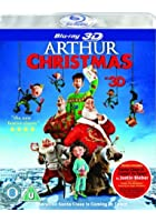 Arthur Christmas - 3D Blu-ray
